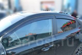 Ветровик на дверь. Kia K-series Kia Rio