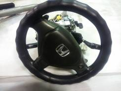 Руль. Honda Airwave, DBA-GJ1, DBA-GJ2, GJ1, GJ2, DBAGJ1, DBAGJ2, DBEGJ3, DBEGJ4 Honda Partner, DBE-GJ4, DBE-GJ3, GJ3, GJ4