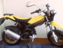 Suzuki Street Magic. 49 куб. см., исправен, без птс, без пробега