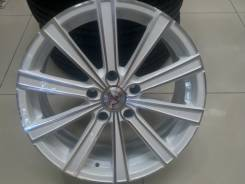 NZ Wheels F-55. 7.0x17, 5x114.30, ET40, ЦО 66,1 мм.