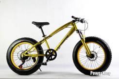 Велосипед вне дорожный Fatbike 26 дюймов, 7 скоростей. Под заказ