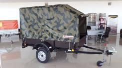 Курганские прицепы. Г/п: 535 кг., масса: 215,00кг.