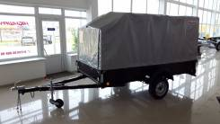Курганские прицепы. Г/п: 460 кг., масса: 290,00кг.