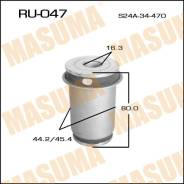 Сайлентблок переднего нижнего рычага, задний RU047 MASUMA (27040)