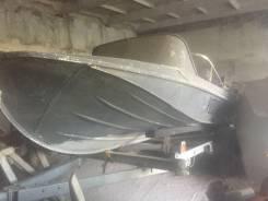 Казанка-5М2. двигатель подвесной, бензин