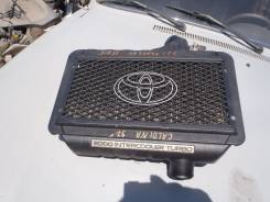Интеркулер. Toyota Caldina, ST215G, ST215W, ST215 Двигатель 3SGTE