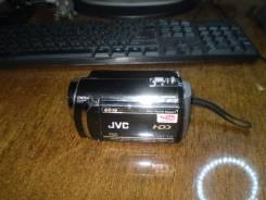 JVC Everio GZ-MG840. Менее 4-х Мп, с объективом