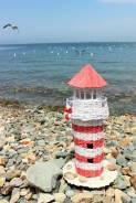 Плетеный маяк - мини-бар. Под заказ