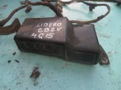 Блок предохранителей под капот. Mitsubishi Libero, CB2V Двигатель 4G15