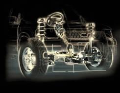 Ремонт рулевой рейки, (колонки)-ходовой части(привода, шаровые, стойки)