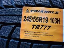 Triangle Group TR777. Зимние, без шипов, 2015 год, без износа, 4 шт