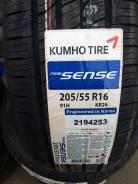 Kumho Sense KR26. Летние, без износа, 4 шт
