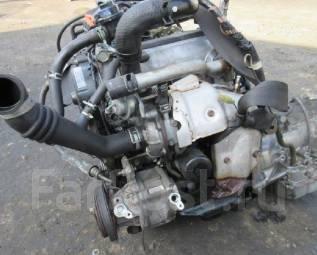 Двигатель. Daihatsu Terios Kid, J131G Двигатель EFDEM