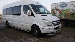 Услуги 20 местного туристического автобуса Мерседес Бенц. С водителем