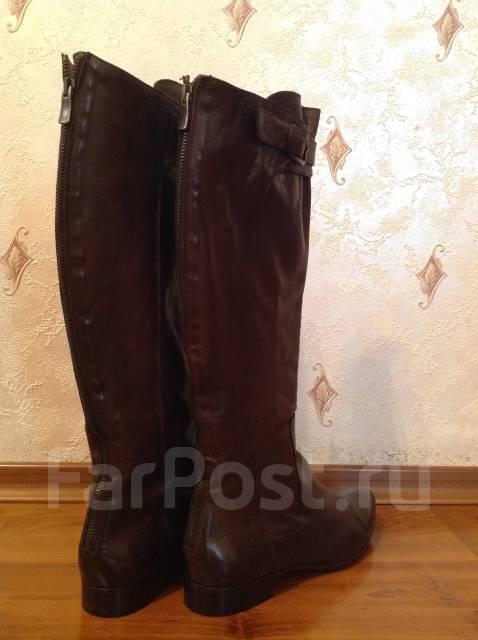 9992c3238 Продам зимние итальянские сапоги! 40-41 размер скидка - Обувь во ...