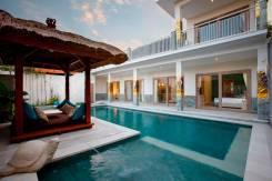 Индонезия. Бали. Пляжный отдых. Прекрасная вилла в пешей доступности до пляжа. Цена за 6 человек!