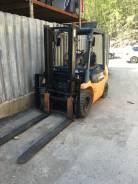 Toyota. Вилочный погрузчик, 1 500 куб. см., 2 000 кг.