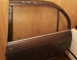 Дверь левая задняя Toyota Corolla 100. (укомплектованная)