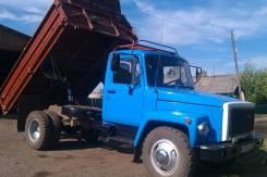 ГАЗ 3307. Газ 3307, 4 250куб. см., 4 499кг., 4x2
