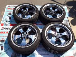 OZ Racing Exclusive. 8.0/9.0x18, 5x114.30, ET38/38