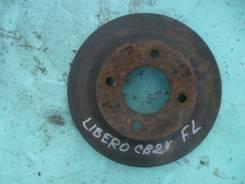 Диск тормозной. Mitsubishi Libero, CB2V