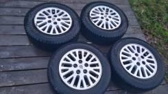 Продам колёса от Crown 171. 6.5x15 5x114.30 ET-50. Под заказ