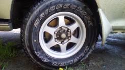 Продам хороший комплект колес на Hiace. 6.0x15 6x139.70 ET24 ЦО 110,0мм.