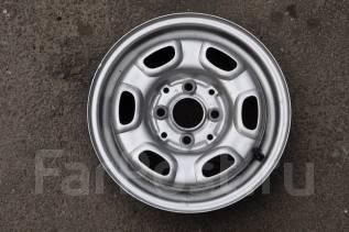 Volkswagen. 5.5x13, 4x100.00, ET38, ЦО 57,1мм.
