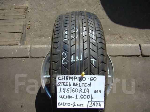 GT Radial Champiro 60. Летние, износ: 30%, 2 шт