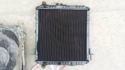 Радиатор охлаждения двигателя. Isuzu Elf, # Двигатели: 4HF1, 4G1