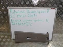Обшивка. Mitsubishi Pajero Sport Двигатели: 2, 5, COMMON, RAIL