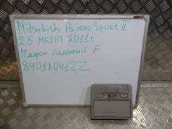 Светильник салона. Mitsubishi Pajero Sport Двигатели: 2, 5, COMMON, RAIL