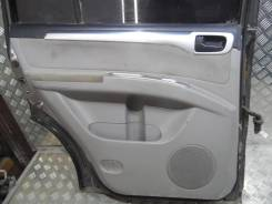 Обшивка двери. Mitsubishi Pajero Sport