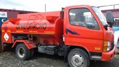 Hyundai HD78. Продается топливозаправщик Hyundai E-Mighty 2011 года выпуска, 3 300куб. см.