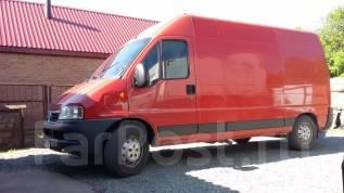 Fiat Ducato. Продается грузовой Фиат Дукато, 2 300 куб. см., 1 500 кг.