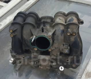 Коллектор впускной. Honda Civic Двигатели: D16V3, D16W7, D14Z5, D14Z6, D16V1, D16V2