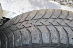 Bridgestone Ice Cruiser 5000. Зимние, шипованные, износ: 80%, 1 шт