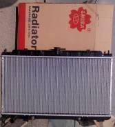 Радиатор охлаждения двигателя. Nissan Wingroad Двигатели: QG15DE, QG18DEN, QG18DE, QG13DE