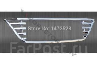Молдинг решетки радиатора. Honda Vezel