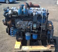 Двигатель в сборе. Hyundai Robex