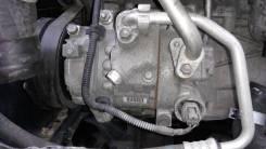 Компрессор кондиционера. Toyota Corolla Fielder, ZRE142, ZRE142G Двигатель 2ZRFE