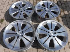 G-Corporation Luftbahn. 8.0x19, 5x114.30, ET38, ЦО 73,0 мм.