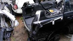 Задняя часть автомобиля. Toyota Corolla Fielder, NZE141G, NZE141, ZRE142, ZRE142G Двигатели: 1NZFE, 2ZRFE