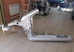 Лонжерон. Kia Rio Hyundai Solaris