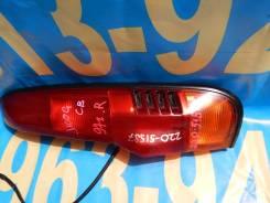 Стоп-сигнал. Daihatsu Terios, J100G