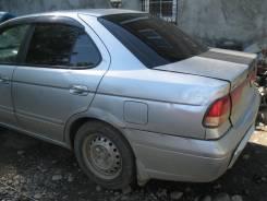Крышка багажника. Nissan Sunny, FNB15 Двигатель QG15DE