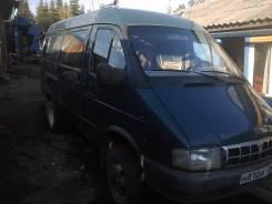 ГАЗ 27057. Продается цельнометаллический фургон , 2 300 куб. см., 1 190 кг.