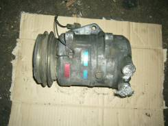 Компрессор кондиционера. Nissan Atlas, SGH40 Двигатель FD35