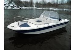 Wyatboat. Год: 2016 год, длина 4,25м., двигатель подвесной, 50,00л.с., бензин