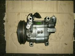 Компрессор кондиционера. Nissan Laurel, HC35 Двигатель RB20DE